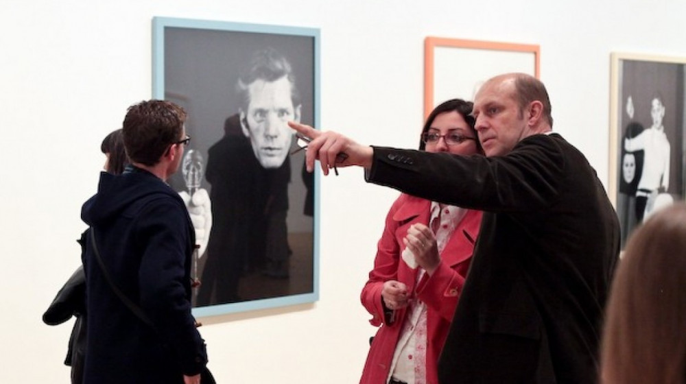 Exhibtion at Whitechapel Gallery