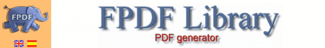 FPDF Library Website