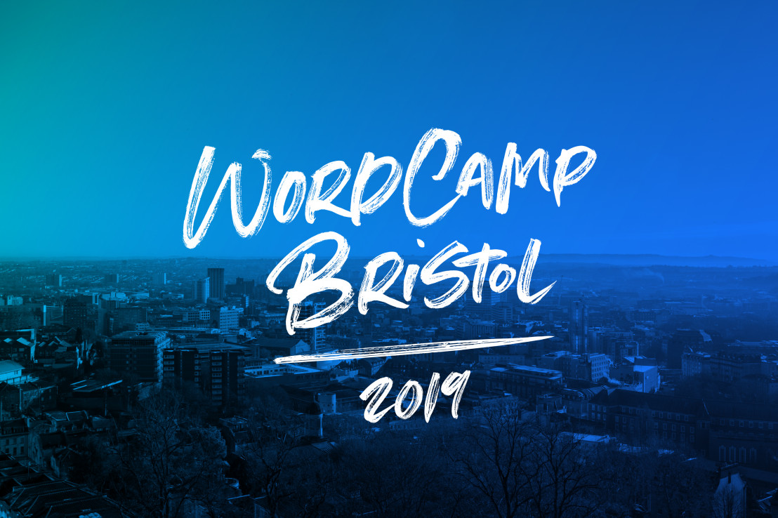 The logo for WordCamp Bristol